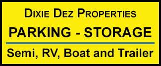 Dixie Dez Properties Vero Beach Storage