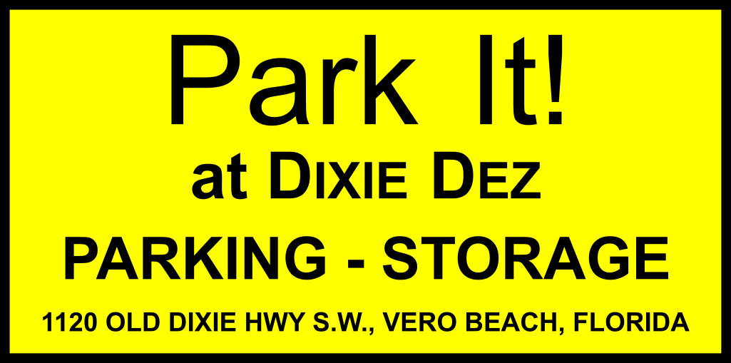 NEED STORAGE FOR VEHICLES IN VERO BEACH?